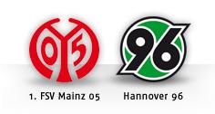 Mainz 05 – Hannover 96
