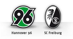 Hannover 96 – SC Freiburg