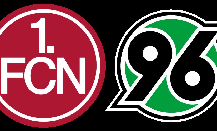 1.FC Nürnberg – Hannover 96