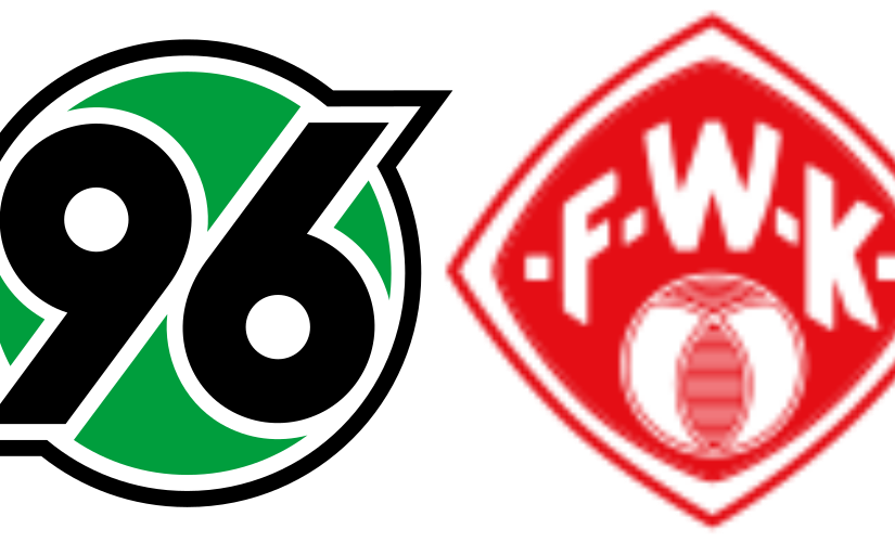 Hannover 96 – FC Würzburger Kickers
