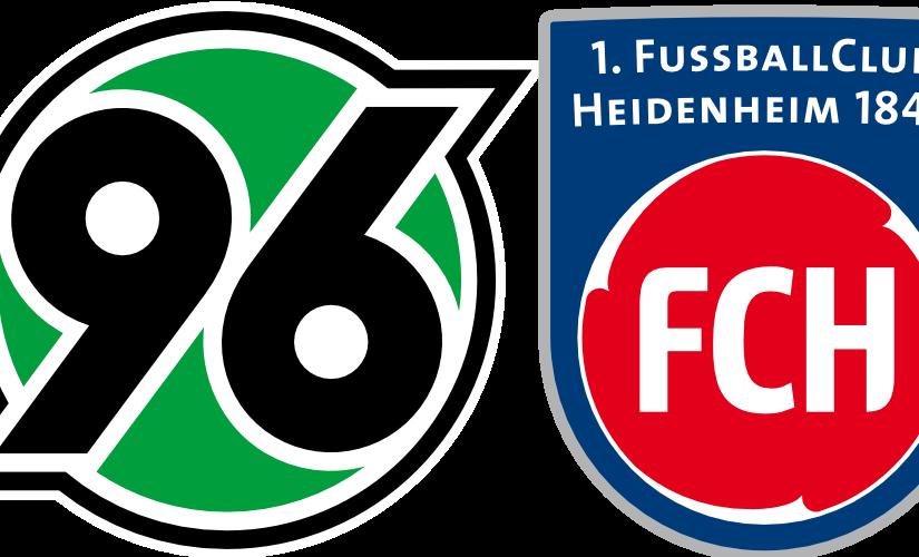 Hannover 96 – 1. FC Heidenheim