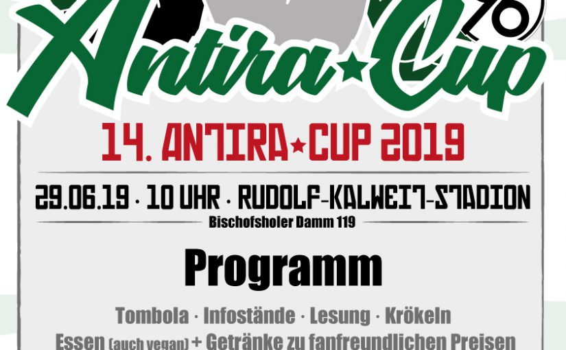 14. AntiRa-Cup 2019