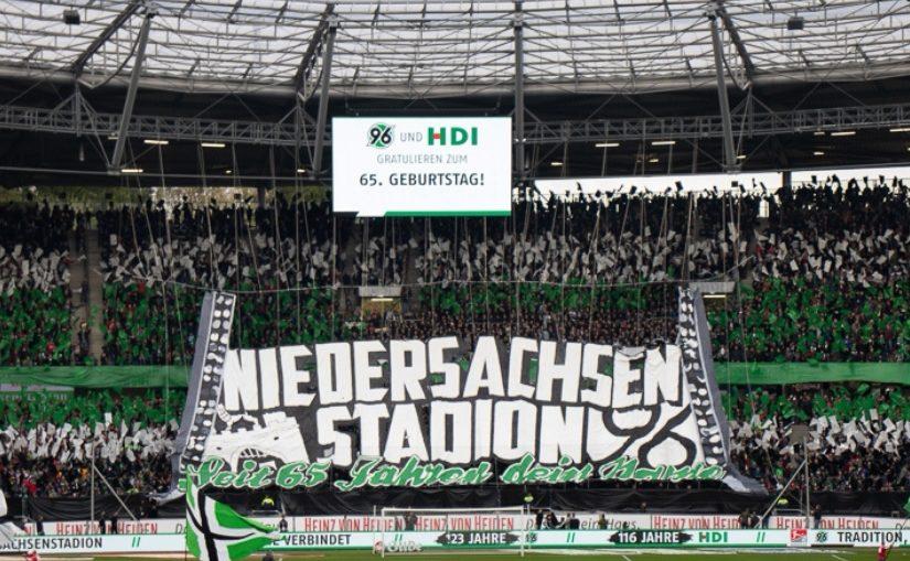 Konzept zur Rückkehr der Fans ins Niedersachsenstadion