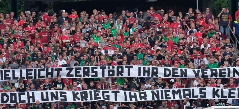 #unserfussball bei DFB und DFL